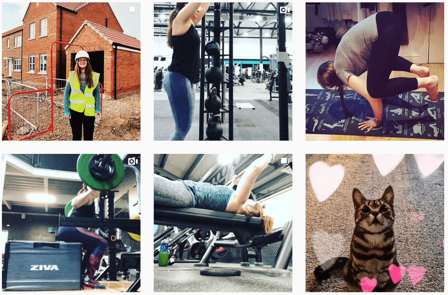 instagram york blogger fitness blogger yorkshire