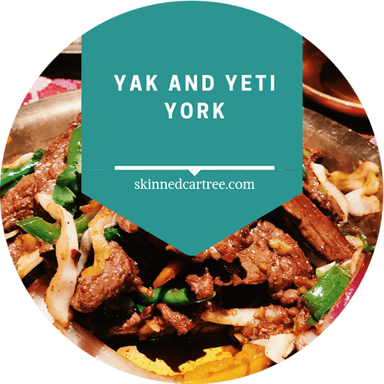 Yak and Yeti York