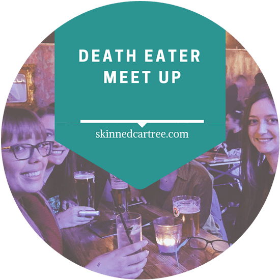 Death Eater Meetup in London
