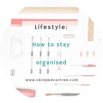 Getting Organised: It's Pretty Simple