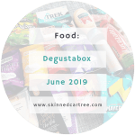 Degustabox June // Summer and BBQ box