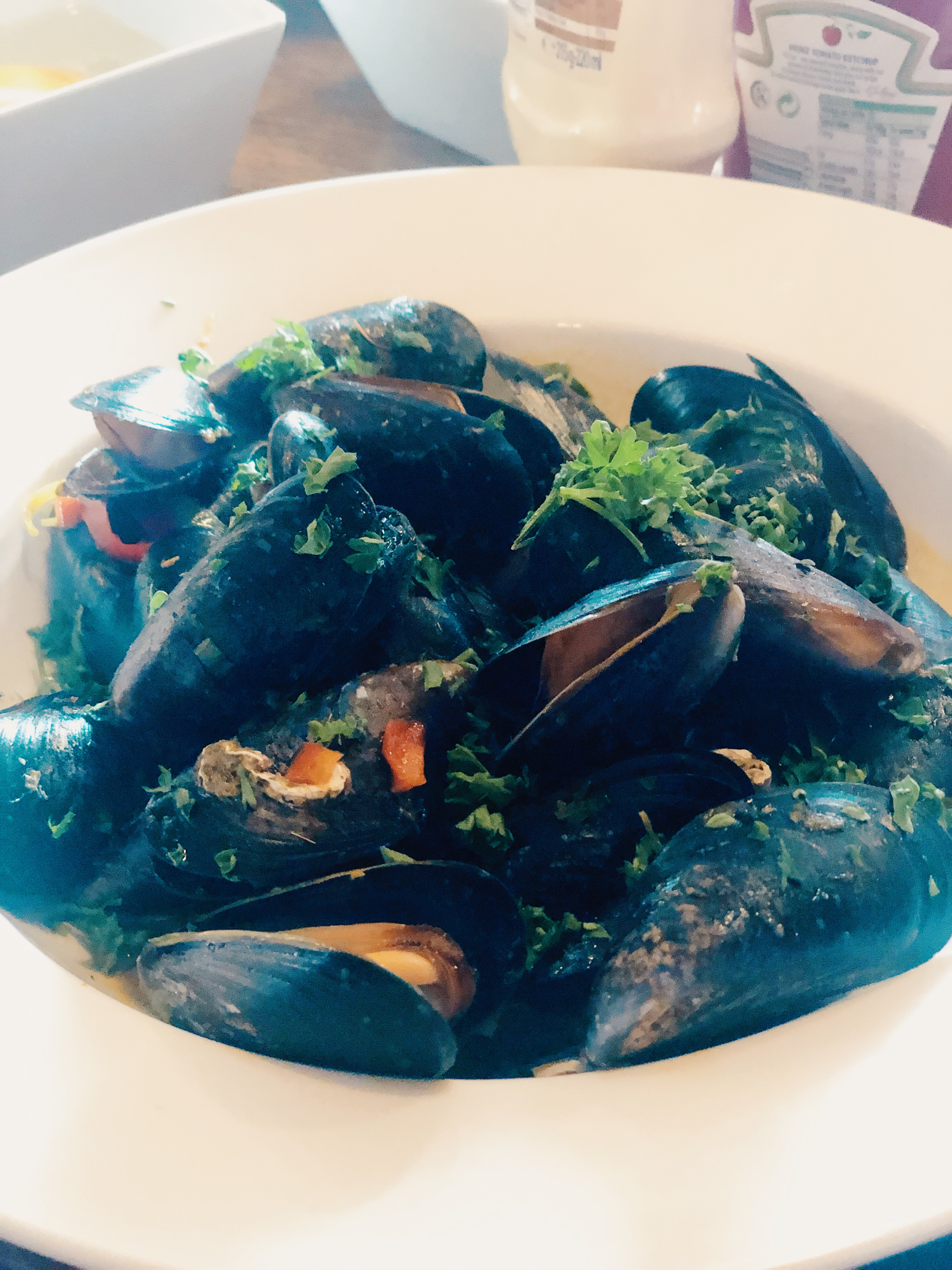 The Bay Horse // The Mussel Pot and Grill, Fulford, York