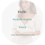 Modern Prairie Trend