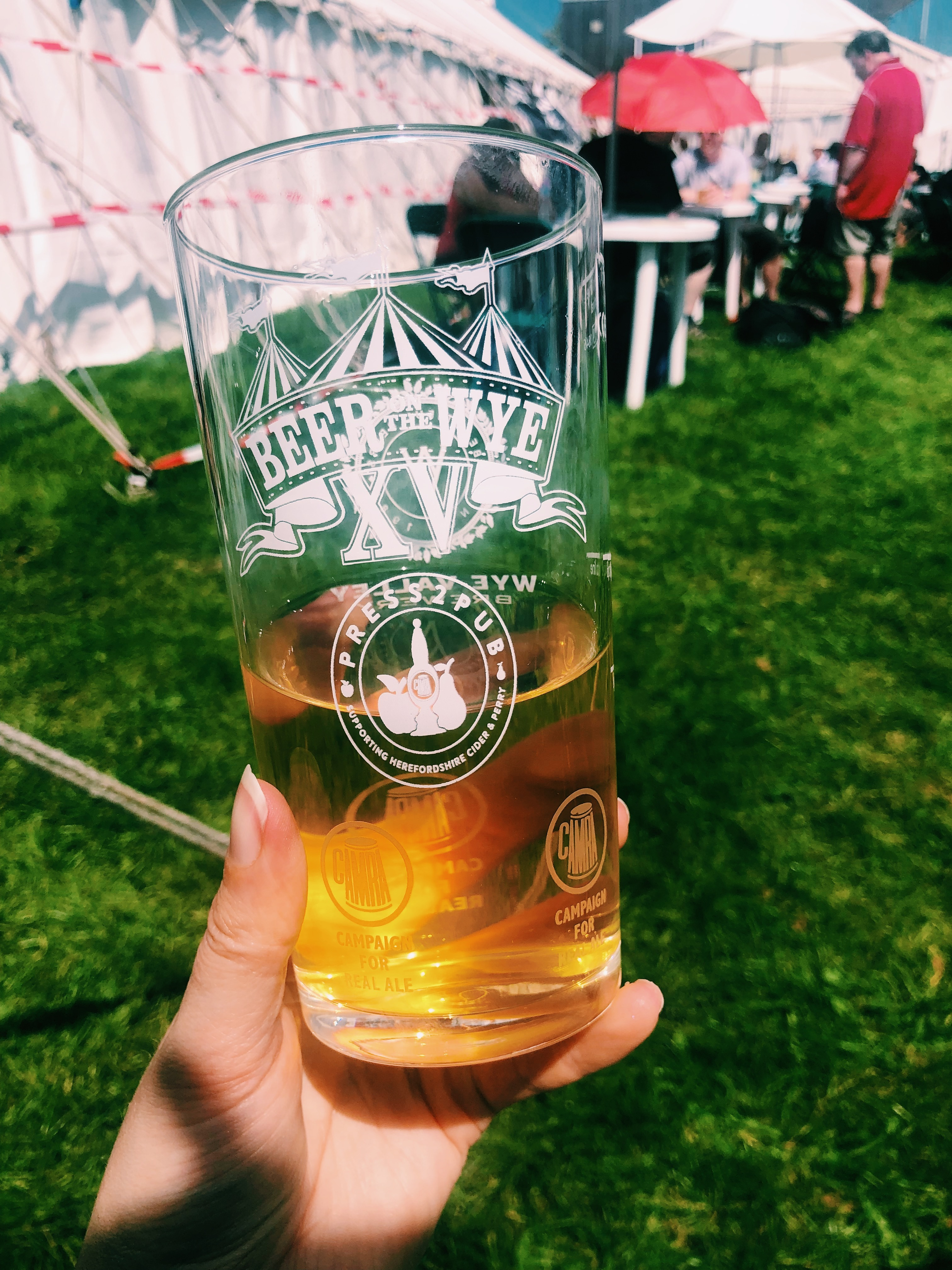Beer on the Wye 2019