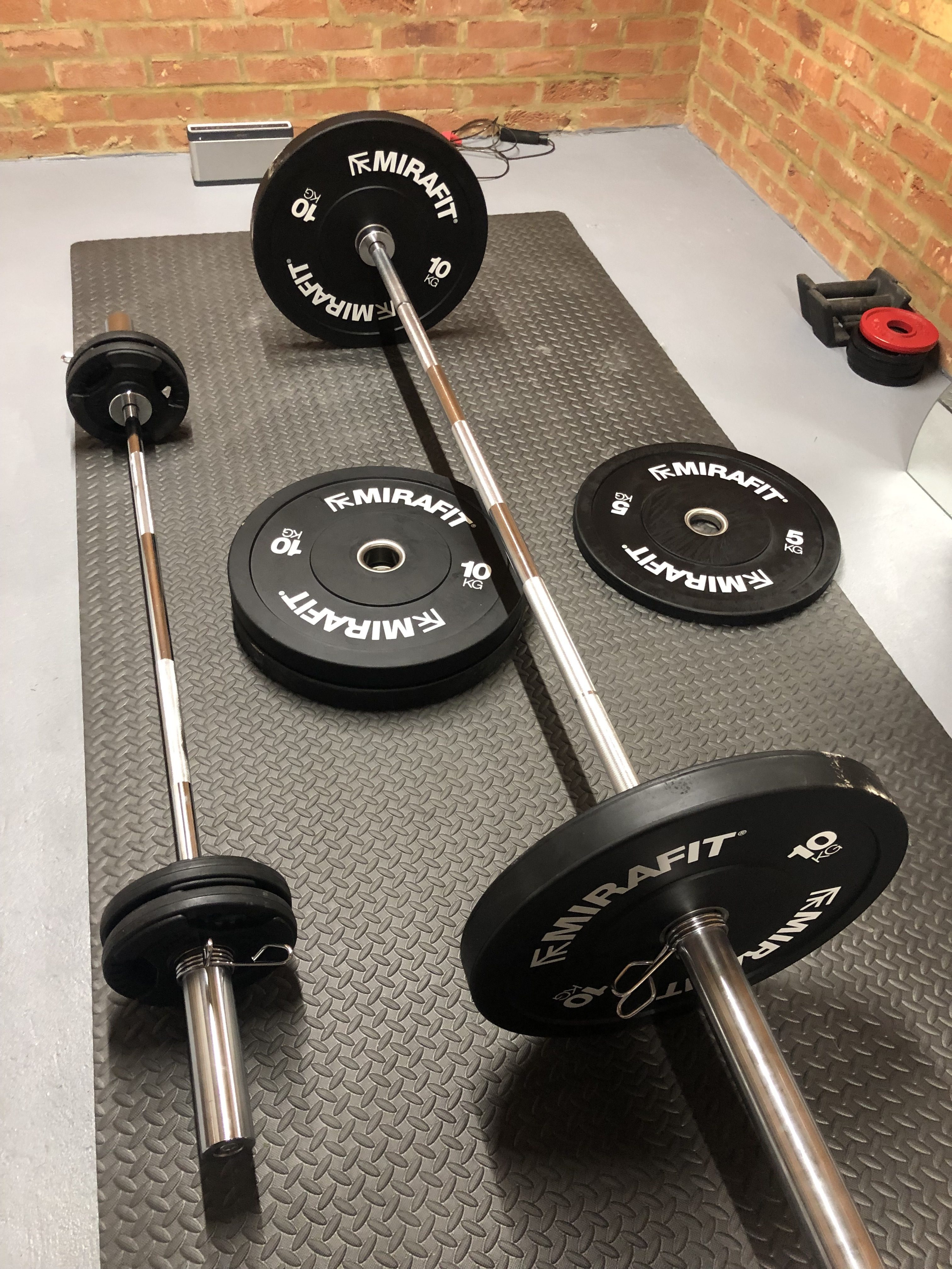 Home Gym Update #1