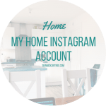 Follow my home account on Instagram!