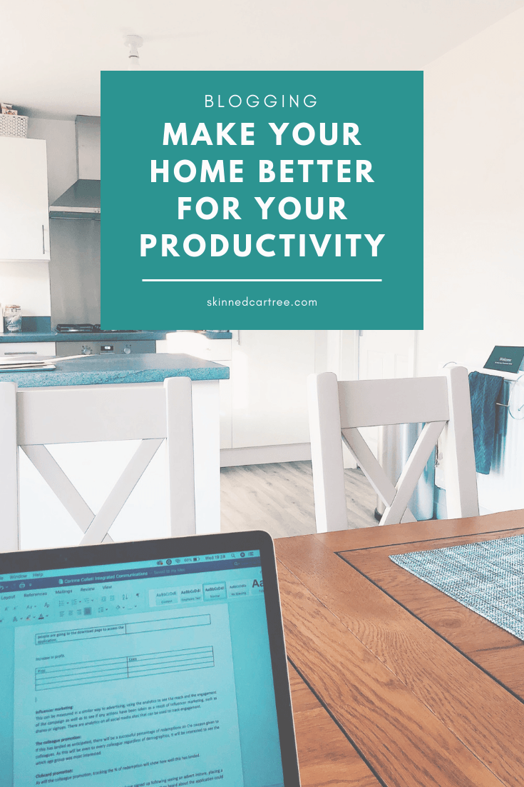 Everyone Works Best In A More Relaxed Setting: Making Your Home Better For Your Productivity