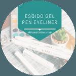 Esqido Gel Pen Eyeliner