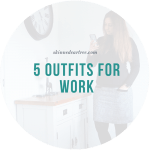 5 days of women's work outfits