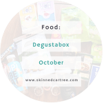 Degustabox October
