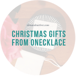 Get a last minute gift? Get on oNecklace