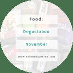 Degustabox November