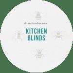 New kitchen blinds!