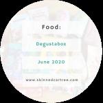 Degustabox June 2020