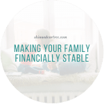 Making Your Family Financially Stable