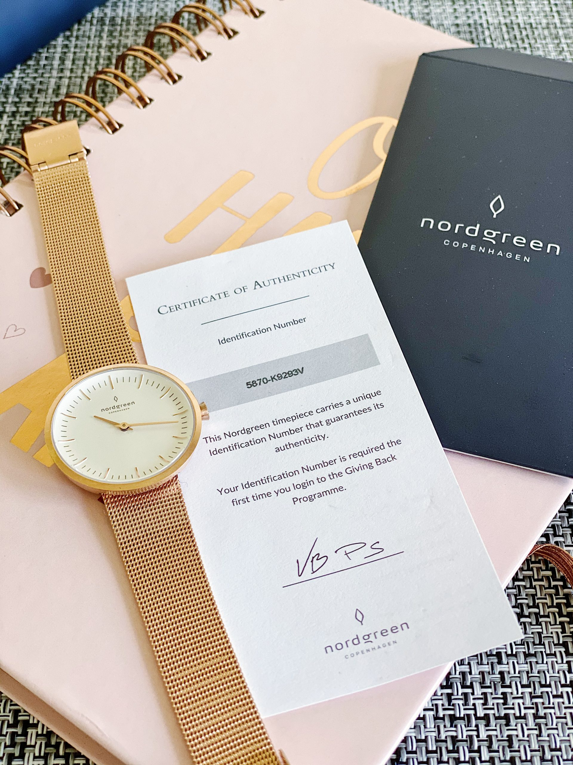 nordgreen watch review infinity