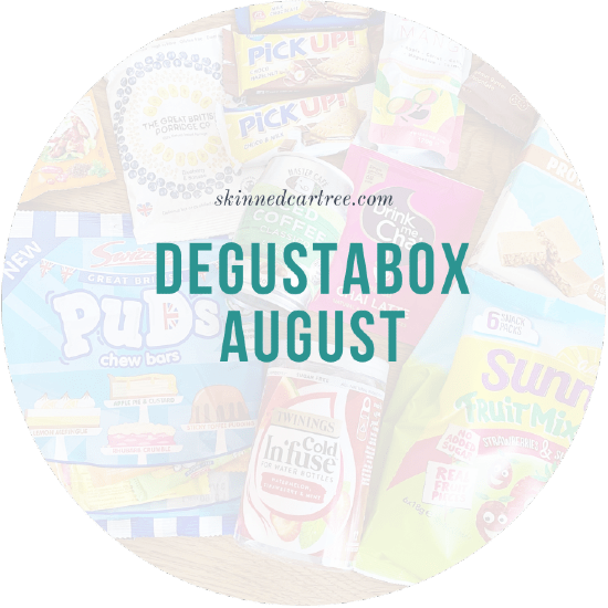 Degustabox August