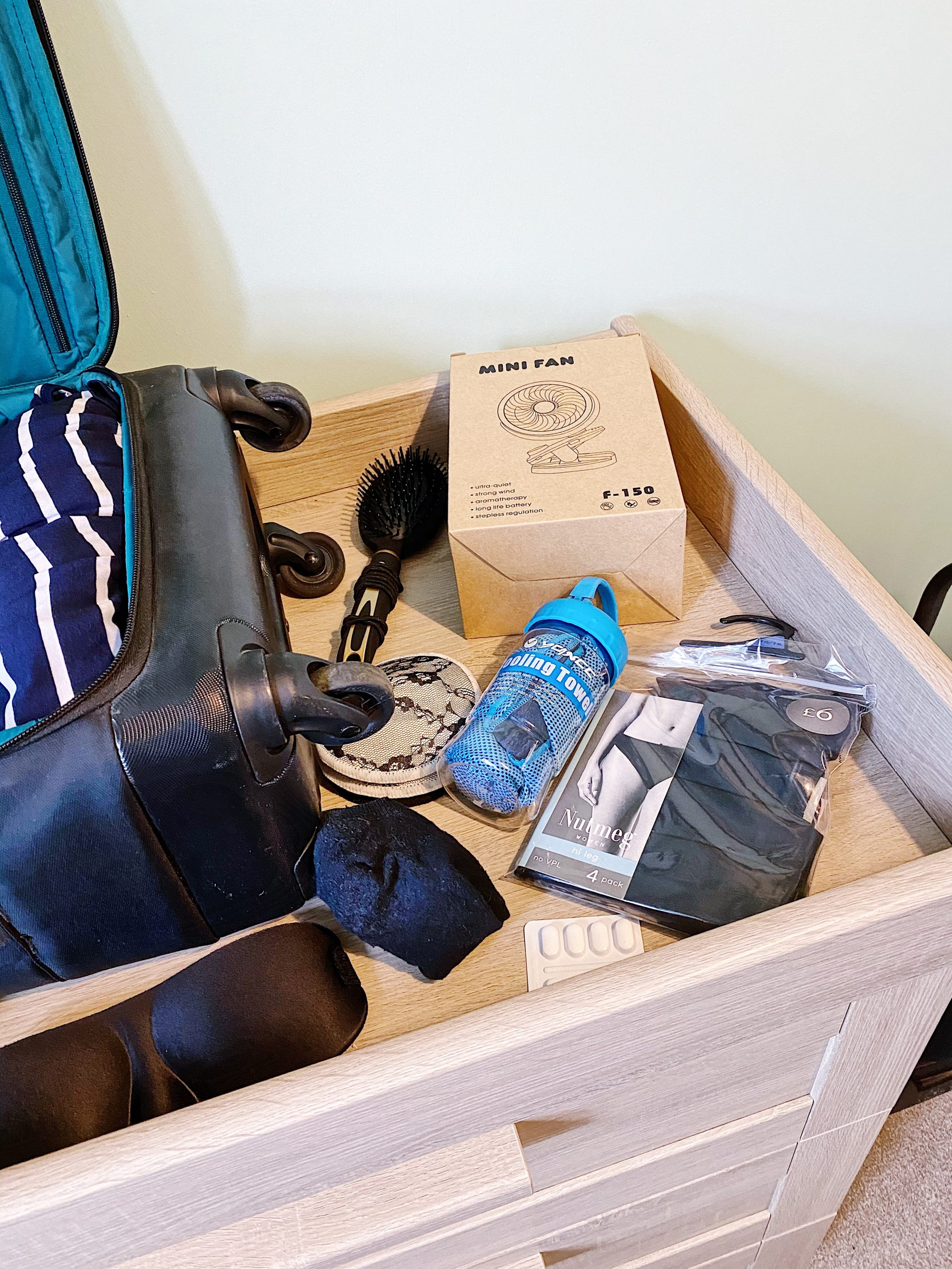 what's in my hospital bag for labour baby delivery