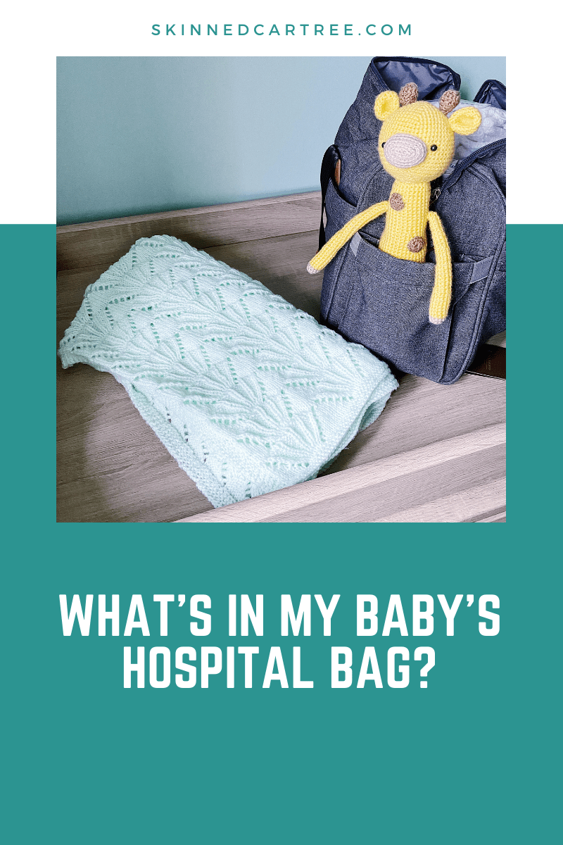 baby hospital bag what's inside