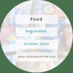 Degustabox October 2020