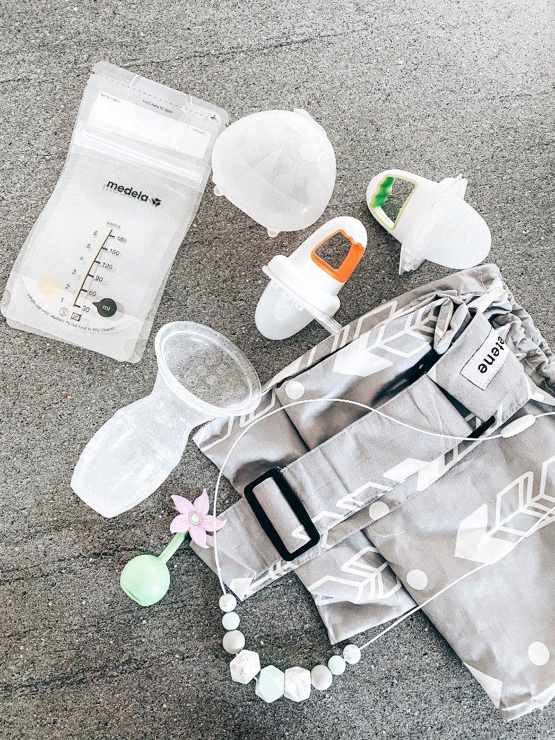 Breastfeeding Essentials for new Mums