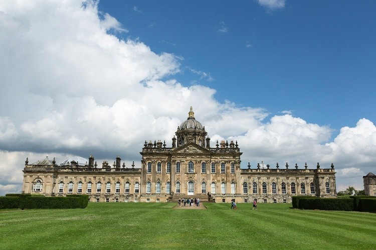 Castle Howard North Yorkshire date idea